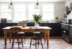 Rustic kitchen desig