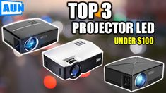 Top:3 AUN HD LED Projector Reviews - Best Home Theater Projector Best Home Theater Projector, Best Projector, Home Theater Projectors, Projector Reviews, Led, Home Goods