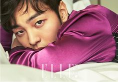 Kim Min Jae Is In A League Of His Own In April's Elle   Couch Kimchi