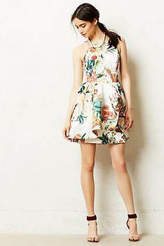 Pretty spring dress   Anthropologie