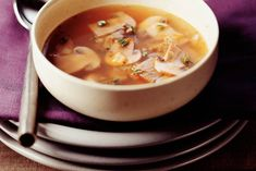 Potato Recipes, Soup Recipes, Soup Starter, Great Recipes, Favorite Recipes, Best Starters, French Food, High Tea, Soups And Stews