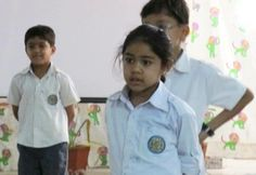 Grade 1 Student led conference