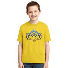 Warframe Lotus Symbol Youth T-shirt