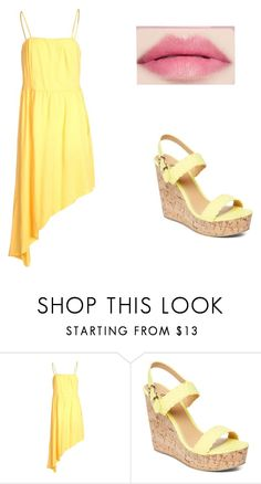 """Sem título #116"" by mariajuliaebeatriz on Polyvore featuring CYCLE e Charles Albert"