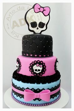 Pleasing 176 Best Monster High Cakes Images Monster High Cakes Monster Funny Birthday Cards Online Inifofree Goldxyz