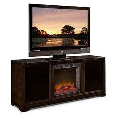 Electric Fireplace Lowes For The House Pinterest