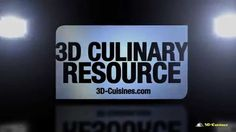 An animated collection of images showcasing 3D appetizer design, which include 3D food models by 3D-Cuisines. This demonstration of 3D culinary art reveals how realistic 3D entrees can be used to create eye catching 3D food graphics, even appetizer art deco. 3D-Cusines delivers creative freedom for culinary visual design and illustration.