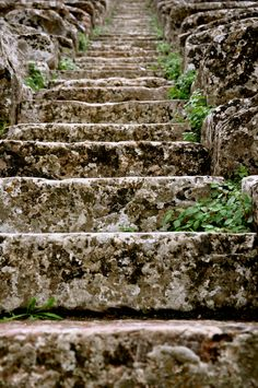 stairs in Greece