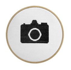 cross-stitch camera on pinterist - Google Search