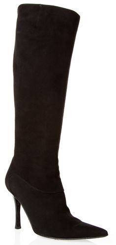 SERGIO ROSSI BOOTS @Michelle Coleman-HERS