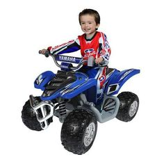 Battery Ride On ATV Toy Car Kids Electric Powered 12v Power 4 Wheel Riding Toys - http://hobbies-toys.goshoppins.com/electronic-battery-wind-up-toys/battery-ride-on-atv-toy-car-kids-electric-powered-12v-power-4-wheel-riding-toys/
