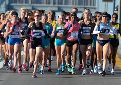 """Naisten Kymppi. Naisten kymppi (Finnish for """"the women's ten"""") is an annual running or walking event for women, held in Helsinki, the capital of Finland at the end of May."""