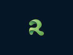 Letter R by Vladimir Biondic #Design Popular #Dribbble #shots