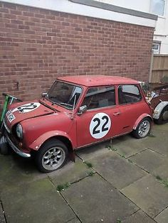 eBay: Austin Mini, needs tlc 99p start no reserve. #classicmini #mini