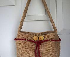 [Free Pattern] The Perfect Everyday Crochet Handbag