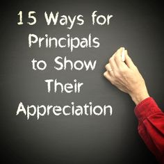 National Teacher Day isn't until May, but in our experience, trying to cram all of our appreciation into a single day can feel slightly disingenuous to teachers.   Rather than wait for May to roll around, we're sharing 15 simple ways principals can recognize teachers throughout the year.