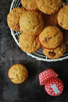 Muffiny ze Snickersami