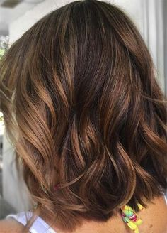 100 Dark Hair Colors: Black, Brown, Red, Dark Blonde Shades | Fashionisers