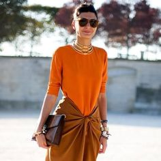 Statement Necklace #streetfashion #moda #styling #stealthelook #look #looks #ootd #shopthelook #compreolook #roubeolook #stealherlook #stelherstyle #stealthestyle #fashionblog #fashionblogs #blogger #bloggers