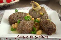 mhawet: plat de la cuisine algerienne Bonjour tout le monde,  Voici le mhawet, ou l'mhawet un ...