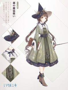 Love Nikki-Dress UP Queen. Come to play Love Nikki, a dressing up. Anime Outfits, Girl Outfits, Anime Witch, Kleidung Design, Nikki Love, Anime Dress, Estilo Anime, Character Outfits, Magical Girl