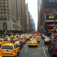 city traffic #nyc