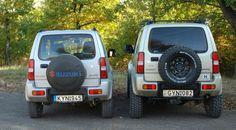 5cm TrailMaster + 2cm bodylift!