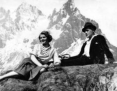 Ingrid Bergman, Gösta Ekman-- Intermezzo Tags: 1936, Gösta Ekman, Ingrid Bergman, Intermezzo,