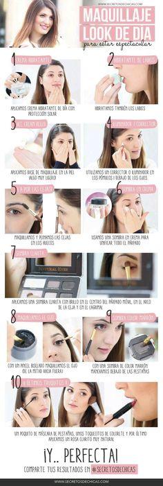 Make up para el día a dia...