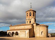 Almazán - Iglesia de San Miguel.