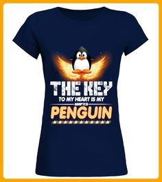 PENGUIN Key In My Heart - Pinguin shirts (*Partner-Link)