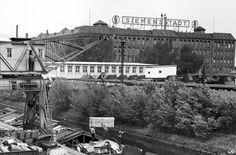 Blick auf Siemensstadt, um 1925