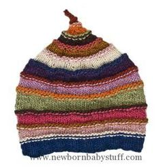 Baby Knitting Patterns Stash Hat. I have made stash hats with so many patterns. A...