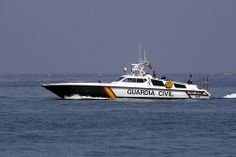 Barco de Guardia Civil