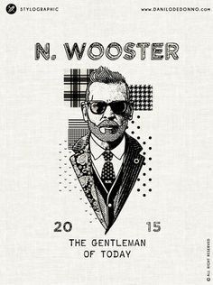 "It' s a real pleasure for me to show you the artwork inspired to Nick Wooster ""The Gentleman of Today"". A style icon with tailored blazers, handlebar mustache and tattoo who continues to inspire me with his outfit. In addition to its numerous references, he currently designs also a capsule collection for the Lardini Group. Artwork made by Danilo De Donno (Stylographic Studio) © ALL RIGHT RESERVED © ALL RIGHT RESERVED www.danilodedonno.com #nickwooster #nichelsonwooster #wooster"