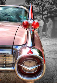 Cadillac De Ville 1959..USED IN WERID SCIENCE, made up 2 of them for the movie!