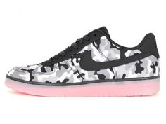 Nike Air Force 1 Low Downtown - Fighter Jet | Sole Collector