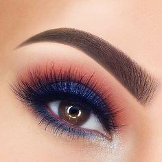 Arriésgate a ser diferente #Eyes #Ojos #Makeup #Maquillaje #eyeshadow #mua