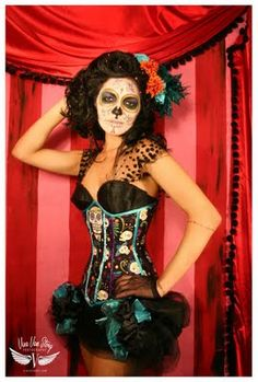 Glitterbug Make Up: collaborations: Viva Van Story  OMGGG!!! i want to be this for halloween