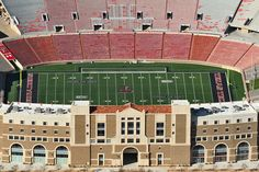Texas Tech Red Raiders Official Athletic Site - Facilities