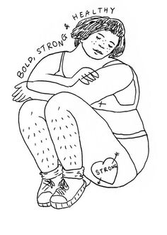 Body-Positive Art Roundup: Radical Self-Love Goes With EVERYTHING | Apartment Therapy
