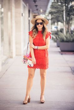 summer style | The Styled Fox, a Houston Fashion Blog