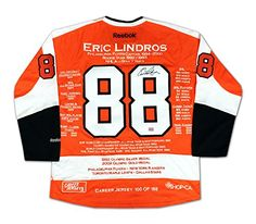 Flyers Eric Lindros Autograph