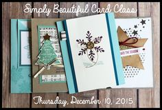Pink Buckaroo Designs: Home for the Holidays with Ronda and Erica Stampin Up Christmas, Christmas Candy, Christmas Time, Xmas Theme, Card Sketches, Scrapbook Cards, Scrapbooking, Homemade Cards, Holiday Cards