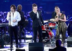 The Band Perry perform at the 2016 MusiCares Person of the Year tribute to Lionel Richie on Feb. 13 in Los Angeles