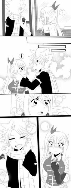 Fairy Tail Lucy, Fairy Tail Nalu, Fairy Tail Ships, One Punch Man, Fairy Tail Comics, Natsu And Lucy, Love Fairy, Cute Anime Couples, Anime Ships