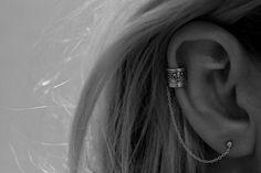 Si deseas sumarte a la moda #earrings mira este modelo! No necesitas perforar tu oreja para lucir IN!!!