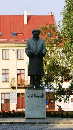 Reymont w Łodzi, w końcu gdzie jeśli nie w Ziemi Obiecanej