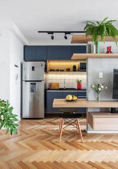 Projeto traz amplitude e claridade a dúplex em São Paulo - Casa Vogue | Apartamentos