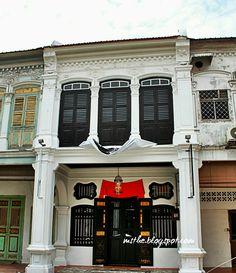 薇の心房園地: 槟城美食:法式料理 Basil Le Bistrot